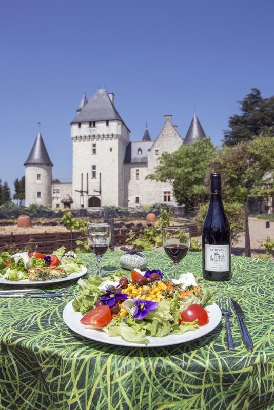 Château et Jardins du Rivau-18