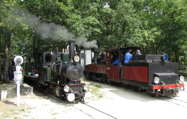 Train à vapeur de Rillé-3