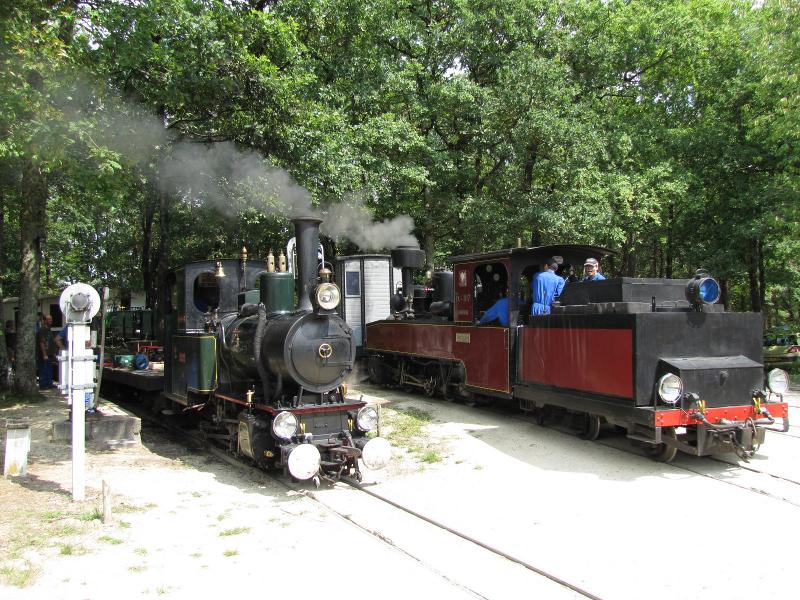 Train à vapeur de Rillé-7