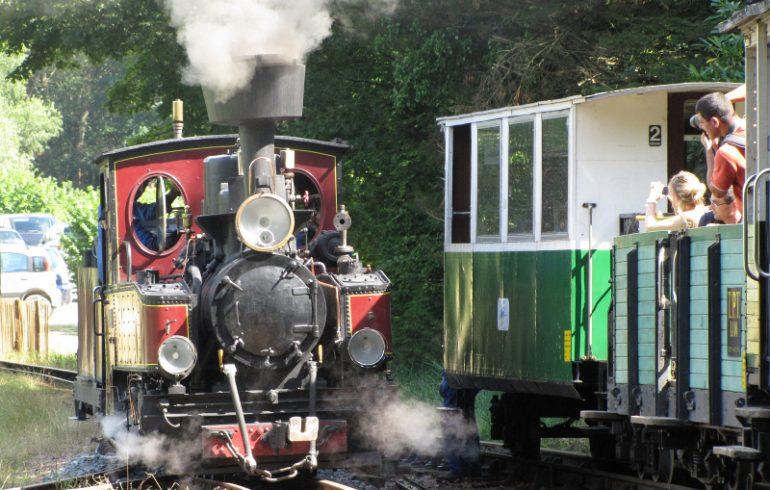 Train à vapeur de Rillé-2