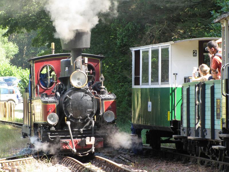 Train à vapeur de Rillé-6