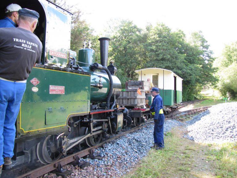Train à vapeur de Rillé-8