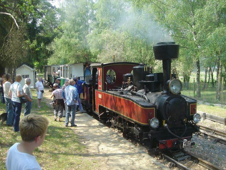 Train à vapeur de Rillé-5