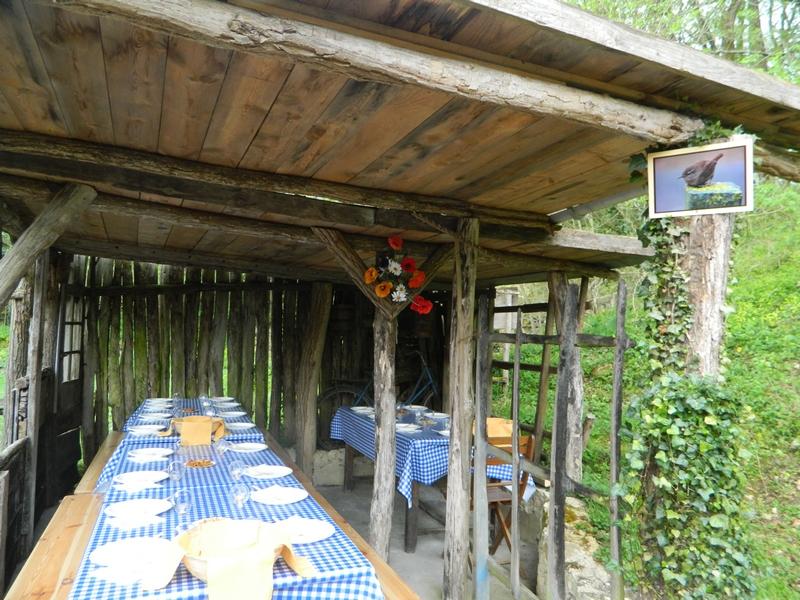 Vall e troglodytique des goupilli res azay le rideau patrimoine culturel - Restaurant l aigle d or azay le rideau ...