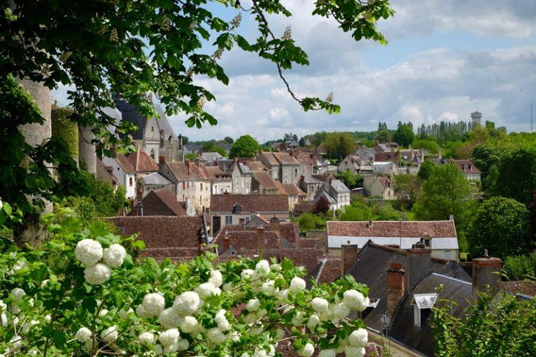 Visite du village de Montrésor-3