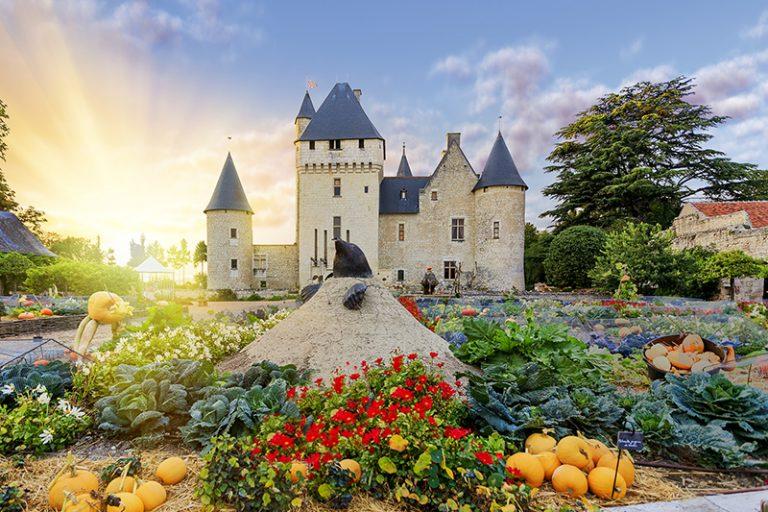 Château et Jardins du Rivau-1