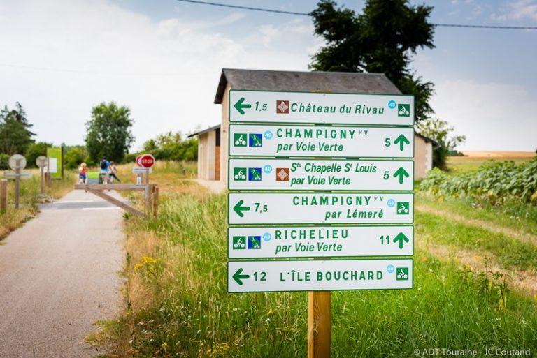 Voie verte Richelieu-Chinon-6