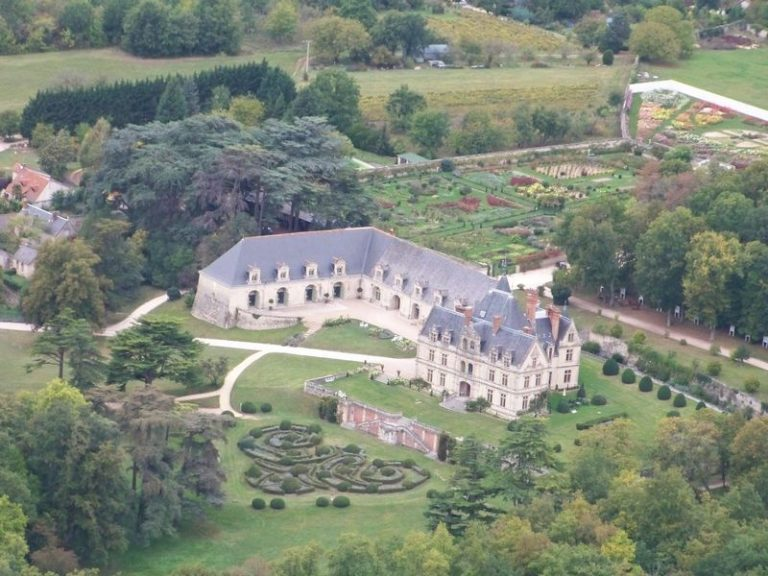 Château de la Bourdaisière-3