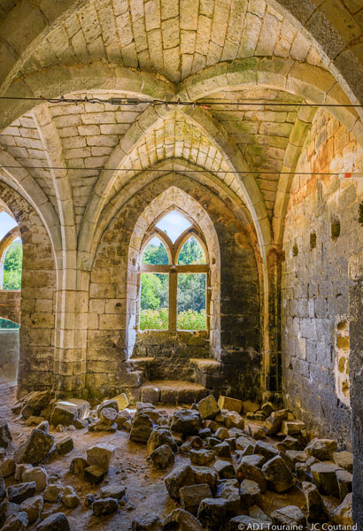 Abbaye de la Clarté-Dieu-4