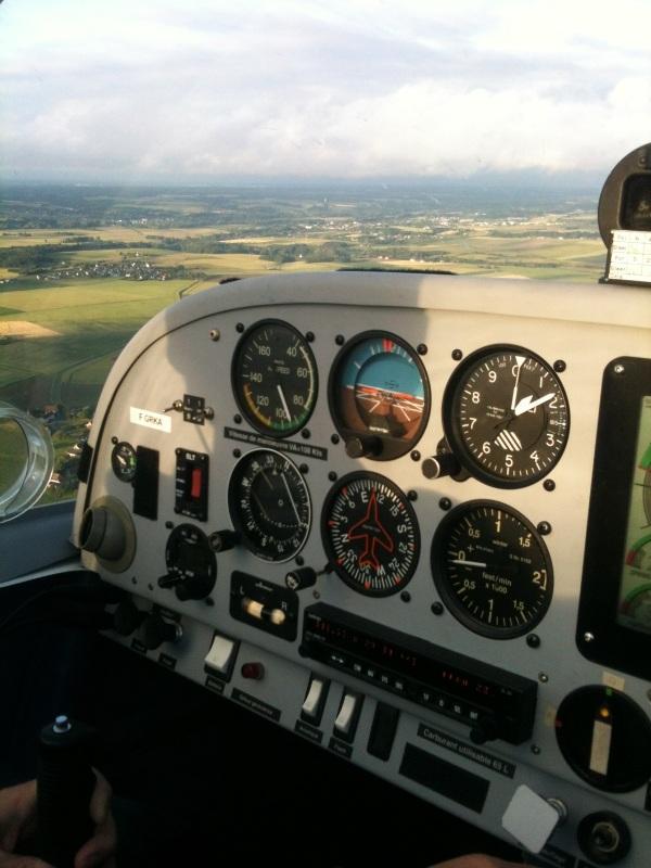 Les Ailes Tourangelles – Survol en avion et ULM-2