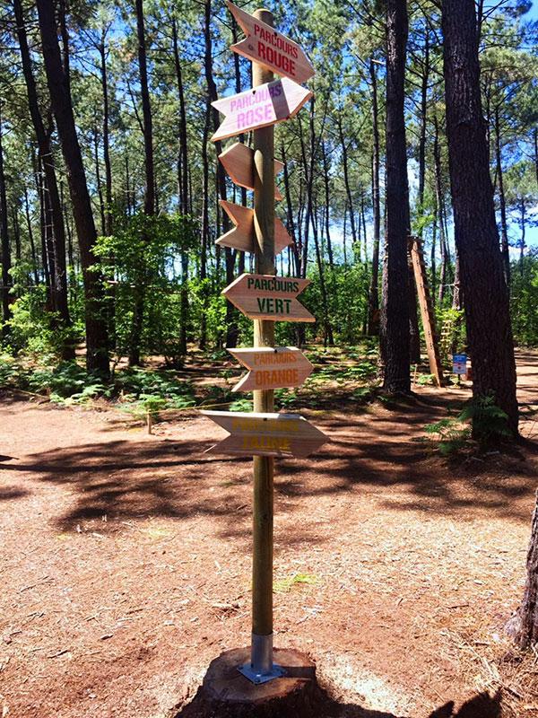 Le Baud'Rillé Parc aventure-7