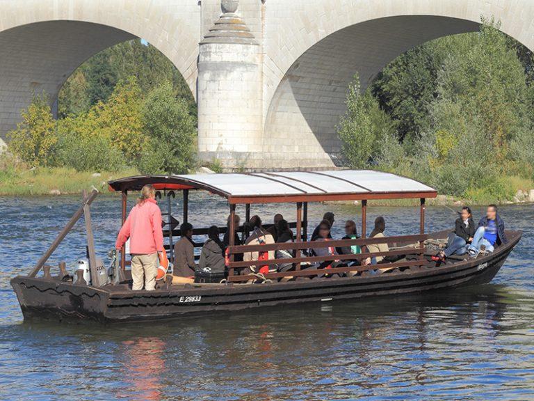 Promenade en bateau sur la Loire à Tours – Boutavant-1