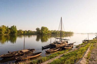 La Loire à Bréhémont