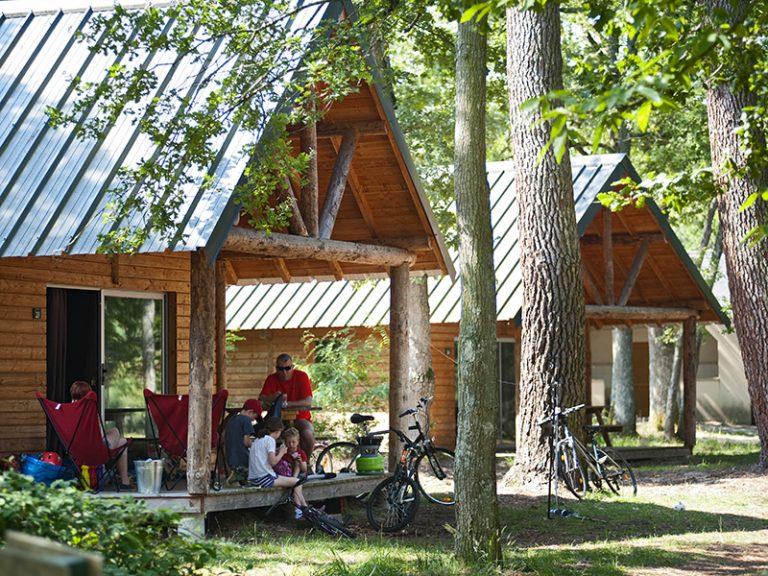 Village Huttopia Lac de Rillé-14