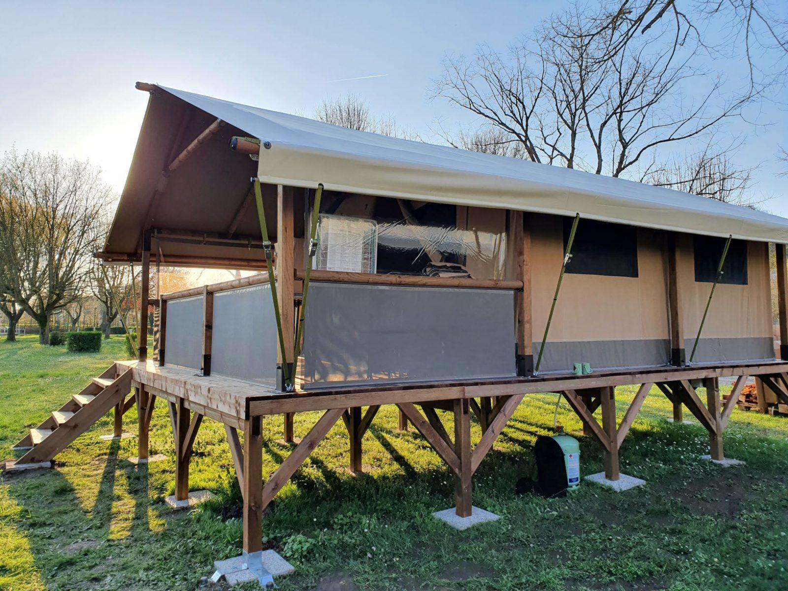 Camping les Patis - Refuge LPO : Ligue pour la protection des oiseaux. Indre-et-Loire, 37, France.