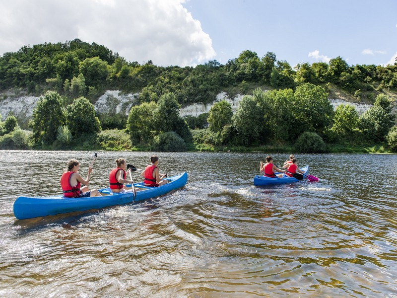 Canoe Marcilly sur Vienne