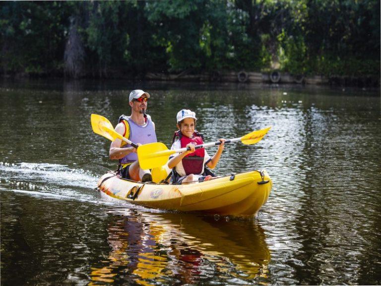 Club canoë-kayak de Descartes-1