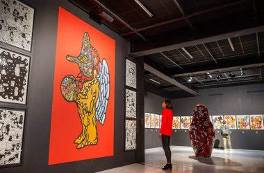 CCCOD – Exposition de Fabien Verschaere.