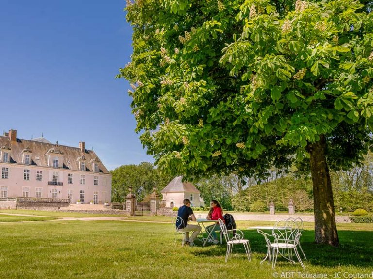 De la Chevalerie au château de Champchevrier-2