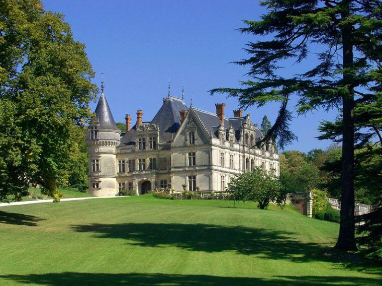 Château de la Bourdaisière-1
