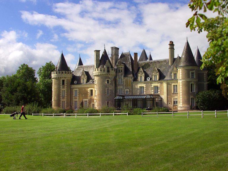 Golf du Château des Sept Tours-1