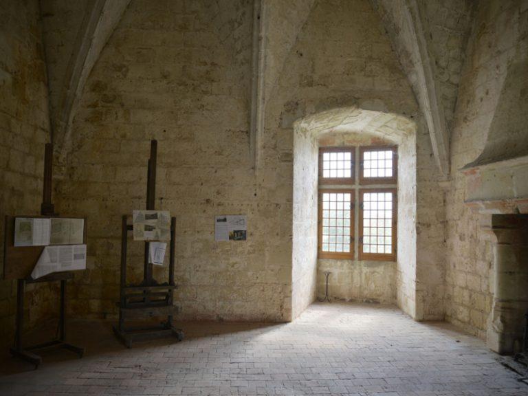 Château de Cinq-Mars et Parc-3
