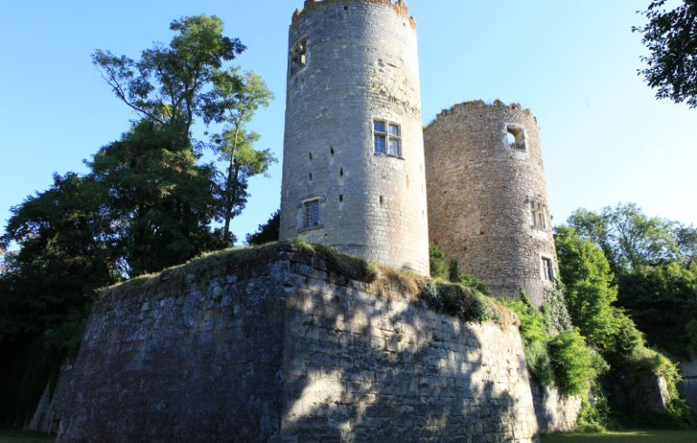 Château de Cinq-Mars et Parc-1