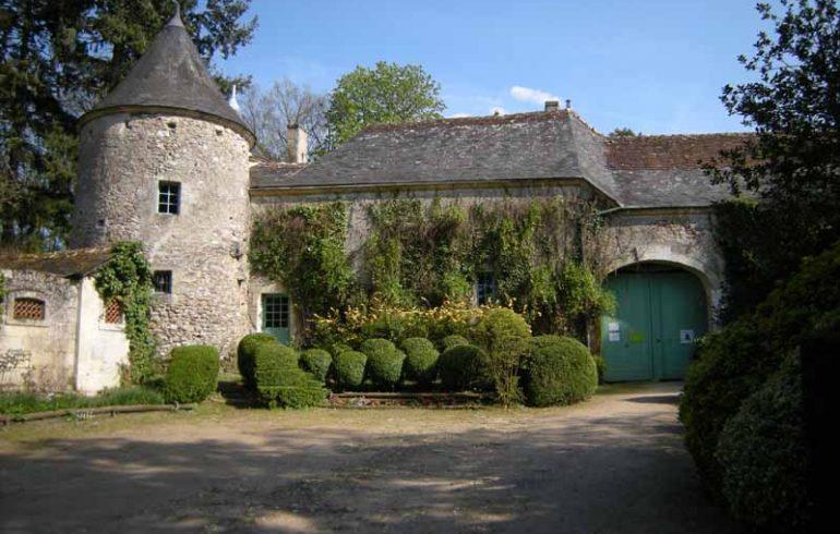 Château de Cinq-Mars et Parc-12