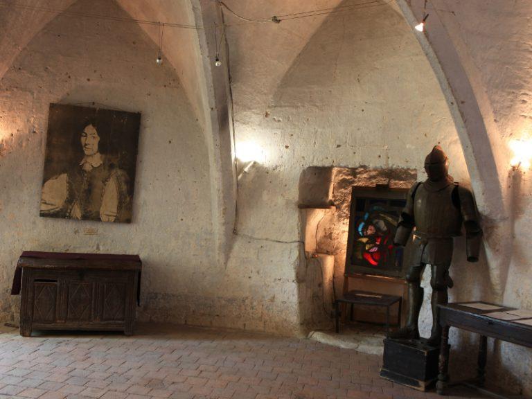 Château de Cinq-Mars et Parc-4