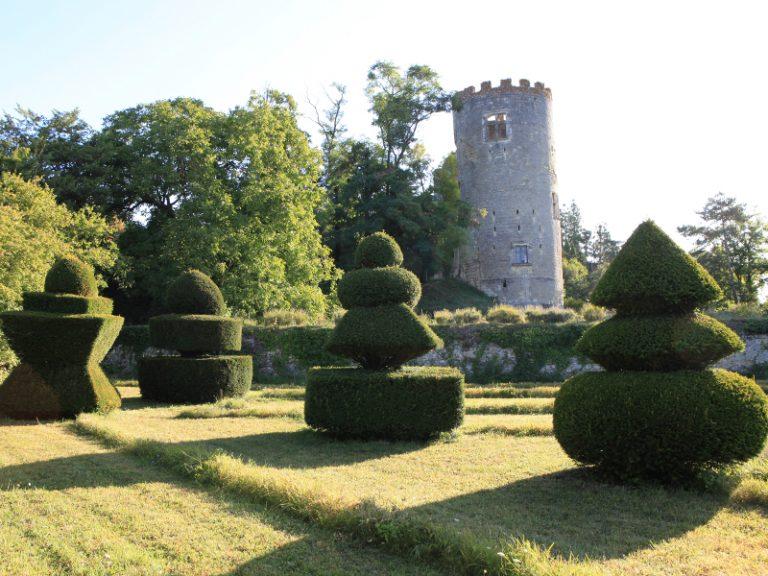 Château de Cinq-Mars et Parc-16