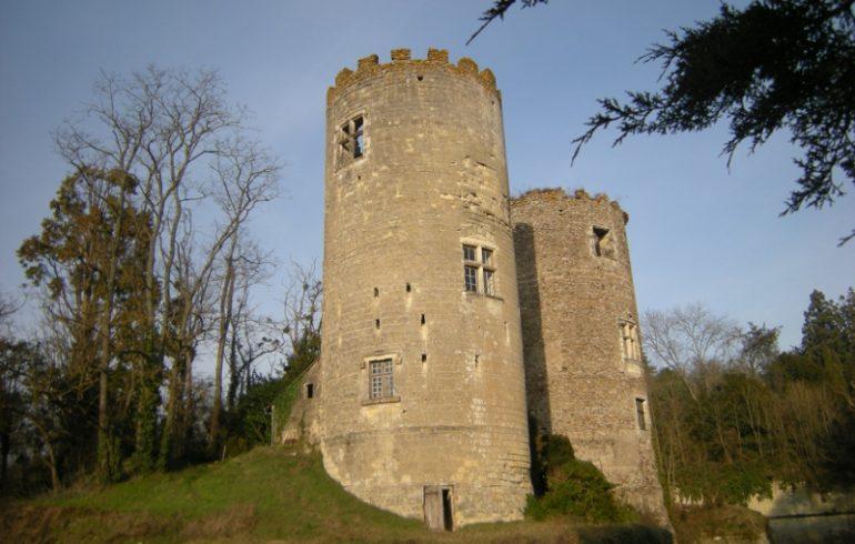 Château de Cinq-Mars et Parc-10