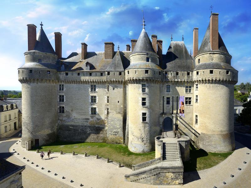 Château et parc de Langeais-2