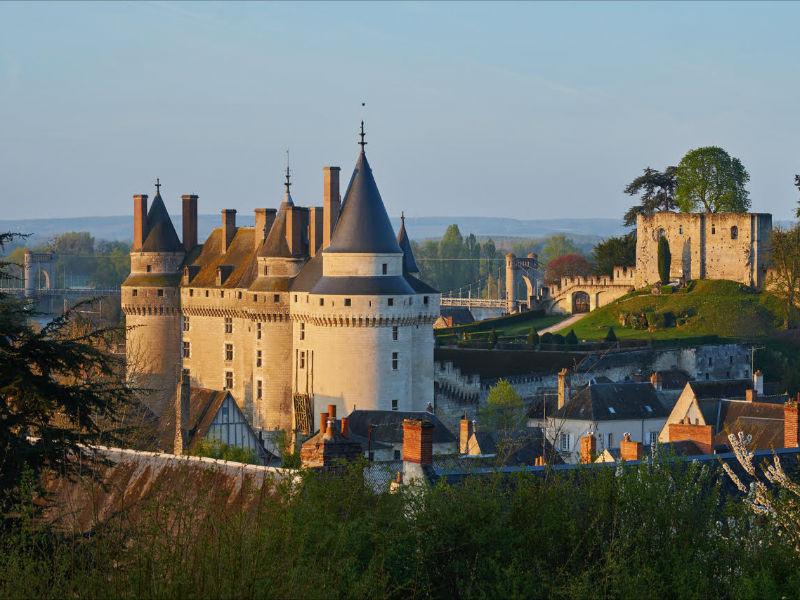 Château et parc de Langeais-1