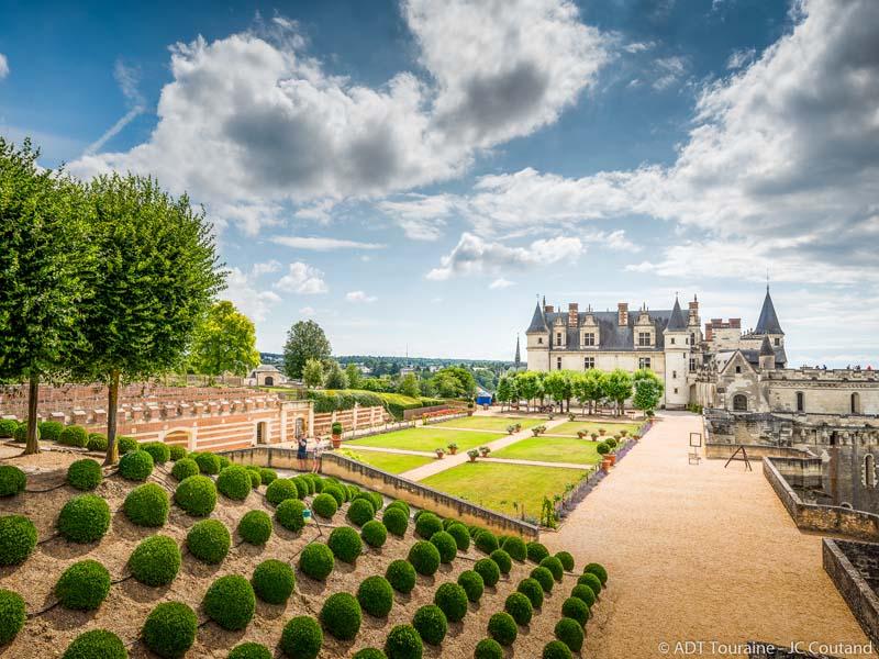 Château royal d'Amboise - Refuge LPO