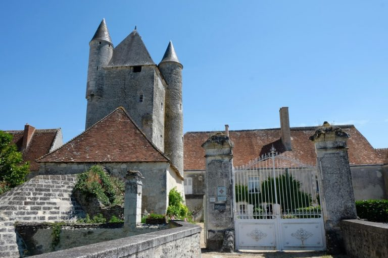 Château de Bridoré-1