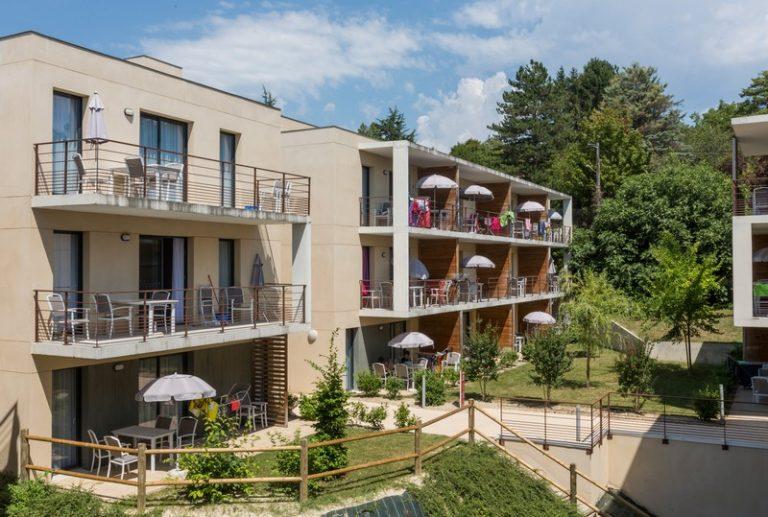 Résidence hôtelière Odalys – Le Clos Saint Michel-1
