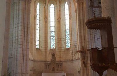 église Ferrière-Larçon