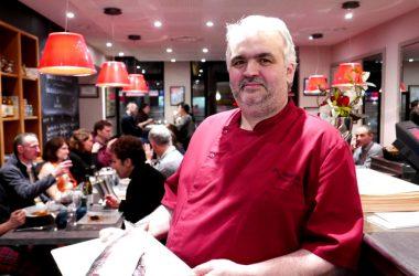 Florent Martin – Restaurant Au Martin Bleu, à Tours.