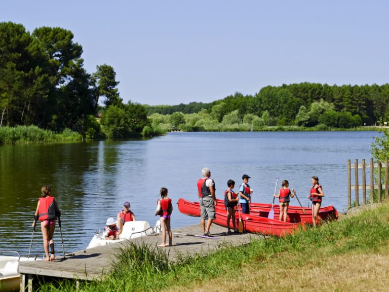Village Huttopia Lac de Rillé-6