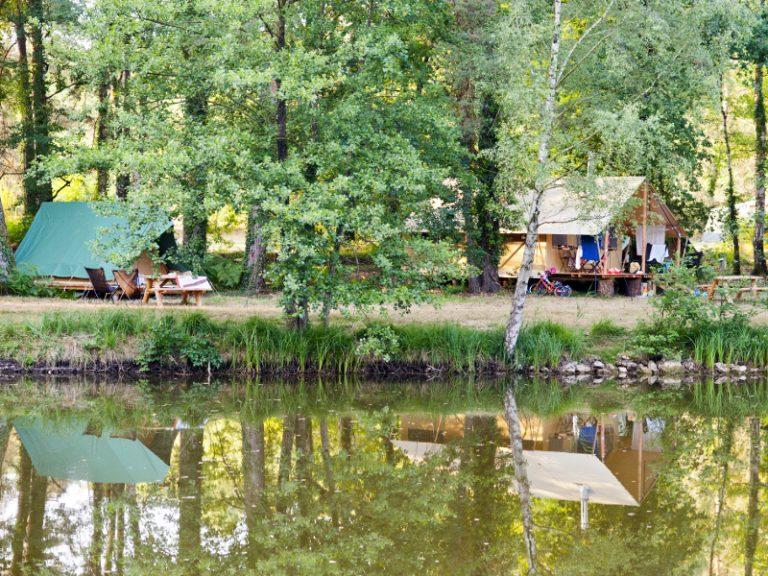 Village Huttopia Lac de Rillé-12