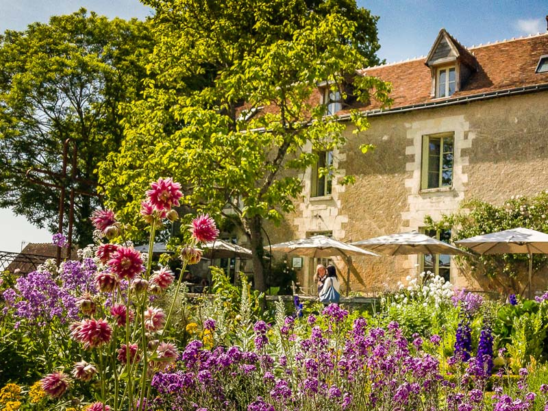 Le village-jardin de Chédigny