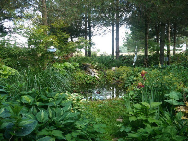 Le Jardin de Mireille en Touraine Angevine-5