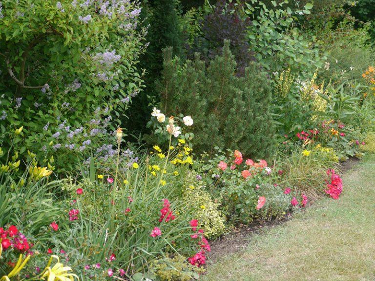 Le Jardin de Mireille en Touraine Angevine-6