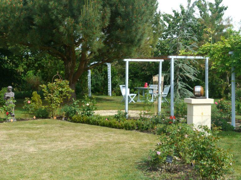 Le Jardin de Mireille en Touraine Angevine-1