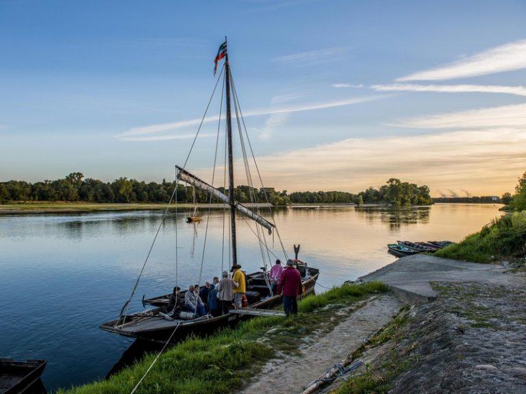 Les bateliers des vents d'galerne – Balades sur la Loire-1