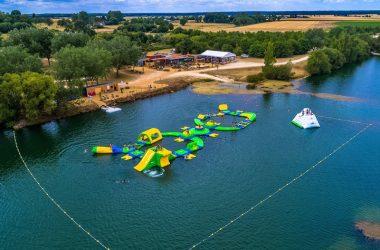 Lac d'Hommes – Guinguette et base de loisirs
