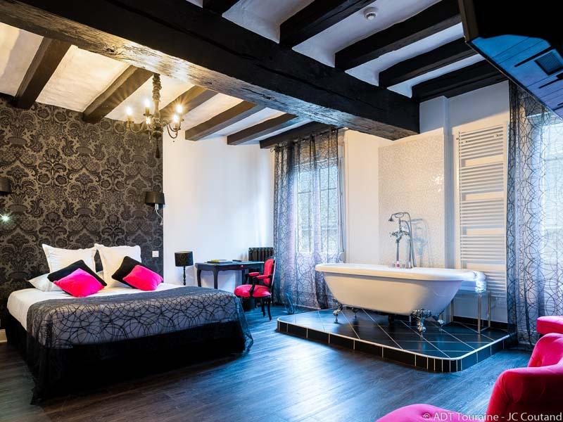 Le Cheval Blanc, un hôtel de charme...