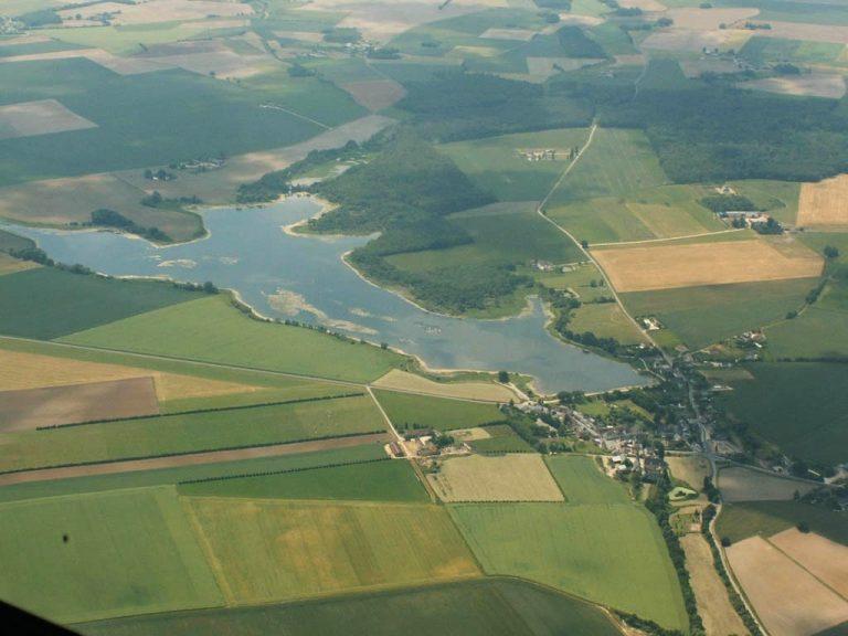 Randonnée de l'étang du Louroux-6