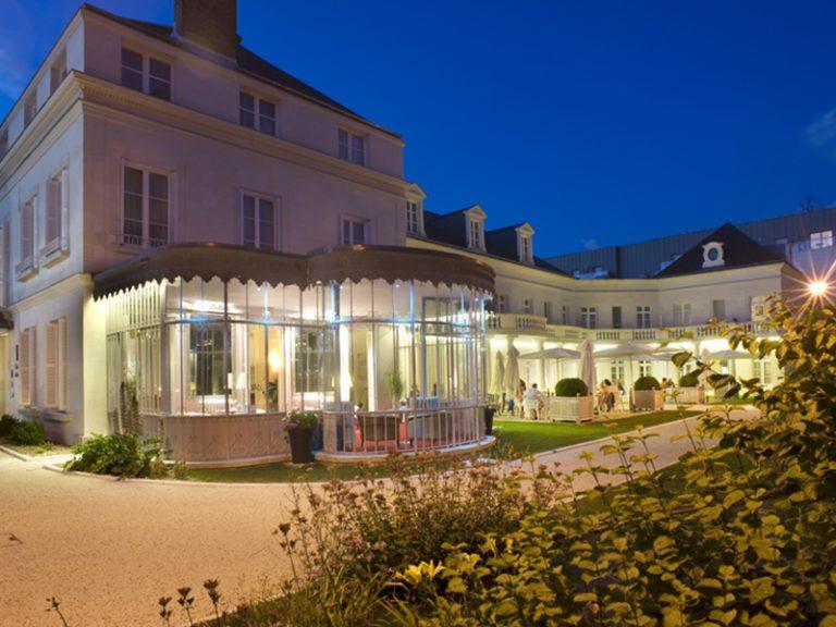 Clarion Hôtel Château Belmont-3
