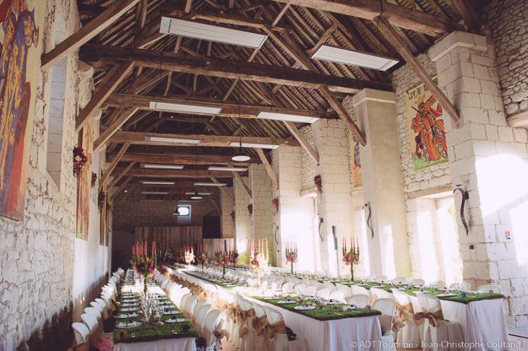 Château du Rivau – Mariages & séminaires-5